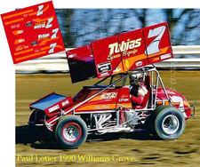 CD_DSC_038 #7 Paul Lotier   1990 Williams Grove   1:32 Scale Decals