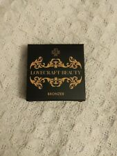 Lovecraft Beauty Bronzer - Shade: Aditya. NIB free shipping