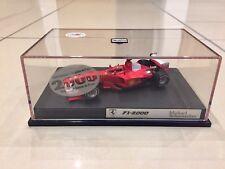 HOTWHEELS 1/43 MICHAEL SCHUMACHER, FERRARI F1-2000 F1 CAR, WORLD CHAMPION, 26748