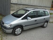 Opel Zafira 1,6 Liter TÜV 11.2019