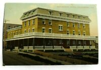 1 Postcard MATABANIK HOTEL HAILEYBURY ONTARIO Canada Circa 1911