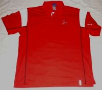 St Louis Cardinals Victory Polo Shirt XL Red Embroidered Logos MLB