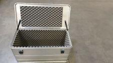Offene Aluminiumbox Alubox Transportkiste Typ LOGIC 145 Liter 781 x 590 x 367 mm