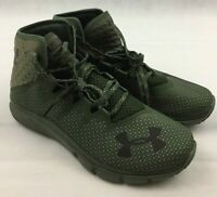 Under Armour Project Rock Delta DNA Shoes Training Green 3020175-300 sneakers