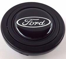 Ford direction roue corne de bouton poussoir. Correspond à Momo Sparco OMP Nardi Raid etc.