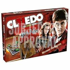 Cluedo 028431 Harry Potter Board Game Official