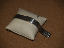 SEIKO 18mm STAINLESS STEEL WATCH STRAP FLAT ENDS