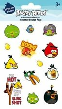 Official Angry Birds - Characters Shimmer Sticker Pack - 27 Stickers