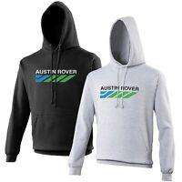 Austin Rover Hoodie VARIOUS SIZES & COLOURS Car Enthusiast