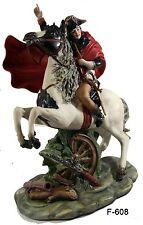 Napoleone a Cavallo - Capodimonte Porcellane Carusio