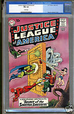 Justice League of America #2 CGC 6.5 FN+ Universal CGC #0016829008