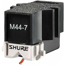 Shure M44-7 Phono Turntable Cartridges M447 DJ Battle Needle Stylus (Single)