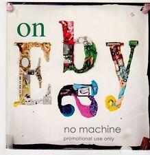 (FI865) No Machine, On Ebay - 2010 DJ CD