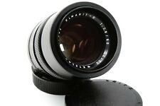 Leitz Leica Elmarit-R 1:2.8/ 90mm Portrait Tele lens Germany / EXC