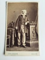 Victorian Carte De Visite CDV Photo - Greaves - Halifax - Gent