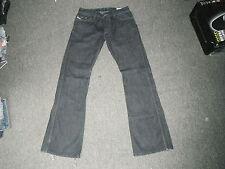 "Diesel RUKY Jeans Waist 30"" Leg 32"" Faded Dark Blue Ladies Jeans"