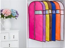 Home Storage Protect Cover Travel Bag for Garment Suit Dress Clothes Coat Jacket