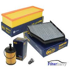 Filter Set Inspektionspaket Filtersatz VW Touran Passat 3C 1,9 & 2,0 TDI