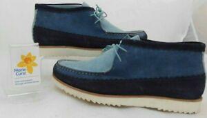 (NUN) Men's Grenson Moccasins-  Suede - Shoe Size 7 E UK           (M7)