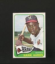 1965 Topps # 170 Hank Aaron NM-MT
