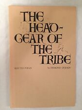 Desmond O'Grady - The Headgear of the Tribe - 1st/1st 1979 Gallery, Irish Poetry