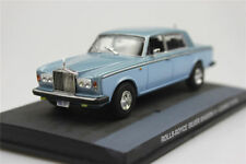 007 UH 1:43 Rolls-Royce Silver Shadow ll Licence Alloy car  Movie version