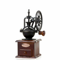 Handmade Coffee Bean Grinder Manual Retro Mill Coffee Bean Grinding Machine