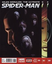 MILES MORALES: ULTIMATE SPIDER-MAN #6,7,8,9,10,11,12 Marvel Comics REVELATIONS