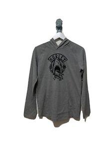 NWOT Kids Long Sleeve Hurley Shirt With Hood XL.