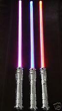 (1) Color Changing Saber Sword MOTION ACTIVATED FX STAR WARS Lightsaber