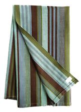 Hand Woven All Cotton Fair Trade Kitchen Towel Green