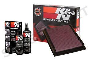K/&N Air Filter BMW M3,M4,M5,M6,M6 Gran Coupe 33-2488