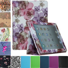 Folio Smart case For iPad 9.7 6th Gen 2018 Magnetic Folding Leather Cover Stand