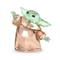 Swarovski Star Wars The Child Crystal Living Brand New Baby Yoda FREE PRE ORDER