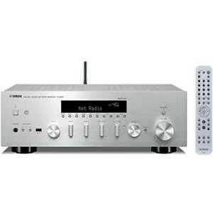 YAMAHA Network Hi-Fi Receiver wide FM AM tuner Wi-Fi Bluetooth hi-res R-N602 (S)