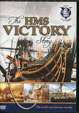 THE HMS VICTORY STORY DVD THE WORLD'S MOST FAMOUS WARSHIP