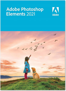 Adobe Photoshop Elements 2021 DE WIN/MAC Vollversion NEU