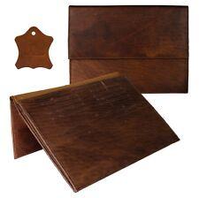 Echtleder Hülle für Apple iPad mini 4 / 3 / 2 / 1 Schutz Tasche Cognac Braun