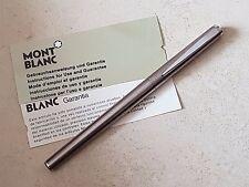 Stylo plume vulpen fountain pen fullhalter penna MONTBLANC NOBLESSE nib  鋼筆