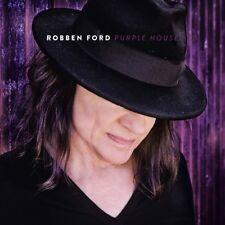 ROBBEN FORD - Purple House, 1 Audio-CD