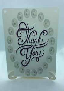 Thankyou  Easel Card sentiment  Support Thanks For Being There Friend Family