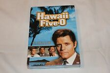 HAWAII FIVE-O THE SECOND SEASON 6 DVD Set