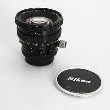 Nikon Nikkor 28mm F4 PC Wide Angle Manual Focus Prime Lens