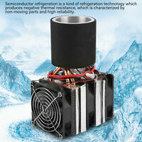 DC12V Semiconductor Refrigeration DIY Cooler Cooling System Kit Small Size