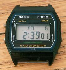 Watch CASIO F-84W ALARM CHRONOGRAPH Made in Japan