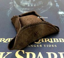 Hot Toys DX06 Pirates of Caribbean Jack Sparrow 1/6 Scale Brown Hat