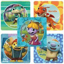 Wallykazam Stickers x 5 - Party Supplies, Reward Charts - Loot Bags Favours Idea