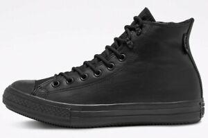 Converse Chuck Taylor All Star Winter Gore-Tex 165935C GTX Triple Blackout Boots