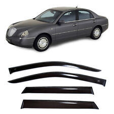 For Lancia Thesis Sd 2002—2009 Window Visors Sun Rain Guard Vent Deflectors