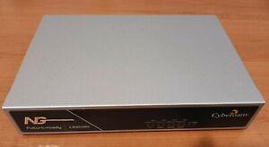 Cyberoam CR-25iNG running pfSense 4 x Gigabit GX-412TC 2GB DDR3 320GB HDD